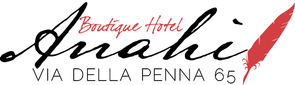 Logo Hotel Anahì